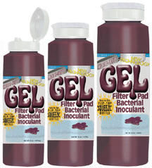 PL Gel Bacteria by Microbe-Lift | Bio-Balls/Lava Rocks