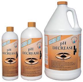 pH Decrease by Microbe-Lift | pH Control