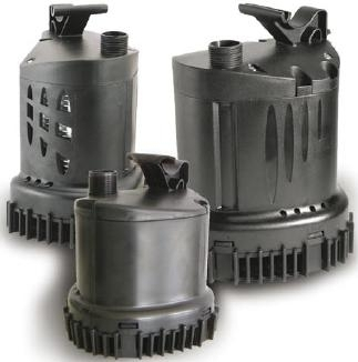 Sicce Pond Pumps | Master Dirty Water Pumps