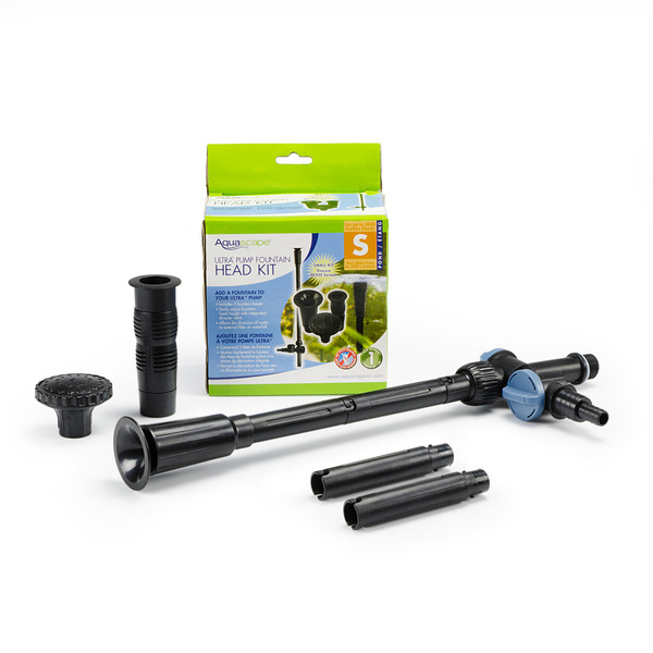 Aquascape Pond Pump | Ultra Pump Fountain Head Kits