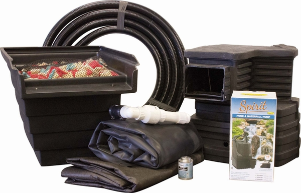 Eco-Series Pond Kits | EasyPro Pond Products