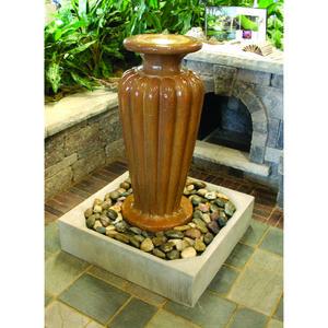 Patio Basin - Natural Limestone | Fountains