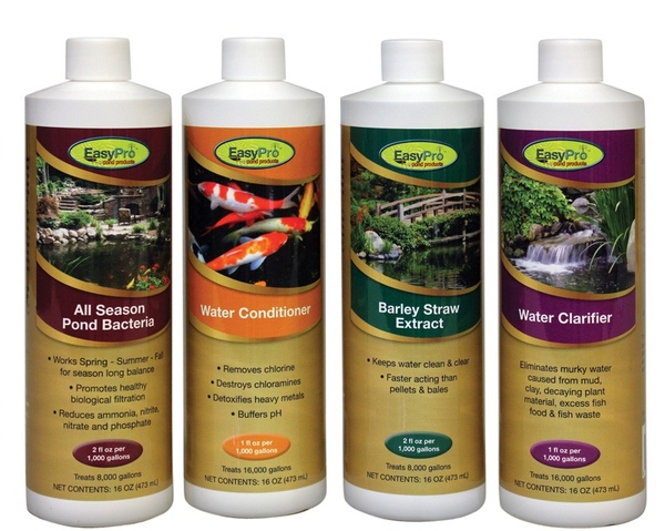All-In-One Pond Water Treatments | Water Conditioners