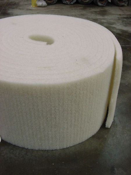 Solids Filter Material by EasyPro | Filter Mats/Pads