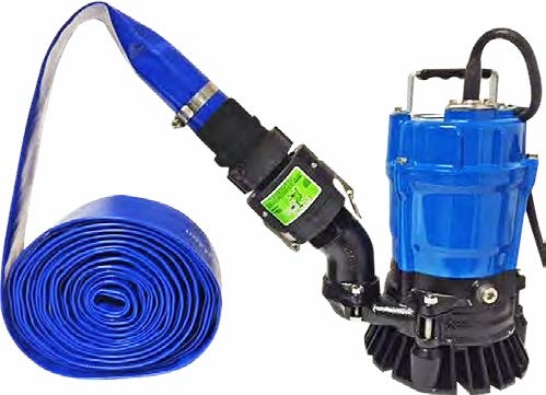 Pond Clean-Out Kit by Pond Force | De-Watering/Clean-out