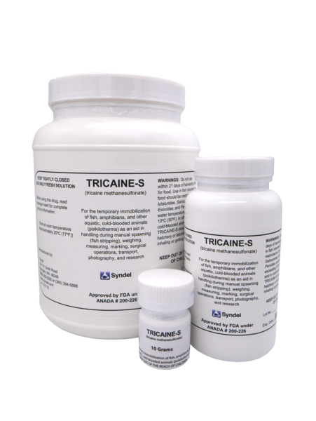Tricaine-S (MS 222) | Disease Treatment