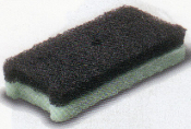 Little Giant Replacement Filter Pads for FB-PW FIlter | Little Giant FB-PW Submersible Filter