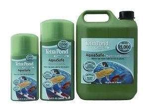 Tetra Pond Water Treatment - Aquasafe Pond Formula
