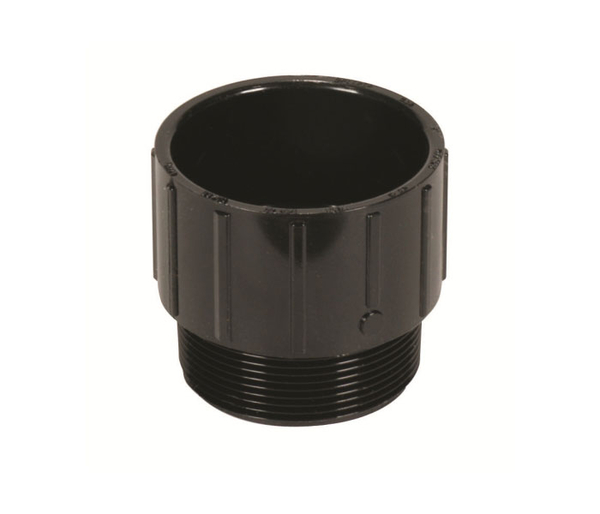 Pvc male pipe adapter quot plumbing