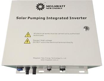 750 Watt MPPT Solar Inverter | ESS Evolution Series Pond Pumps by Advantage Ponds