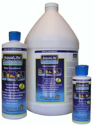 Aqualife Complete Water Conditioner - 4oz | Water Conditioners