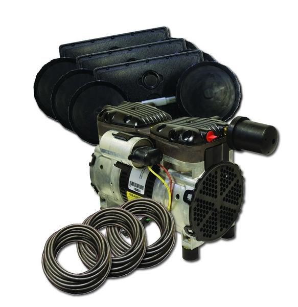 Rocking Piston Aeration PA83 Basic System - 3/4 HP   Lake Aerators