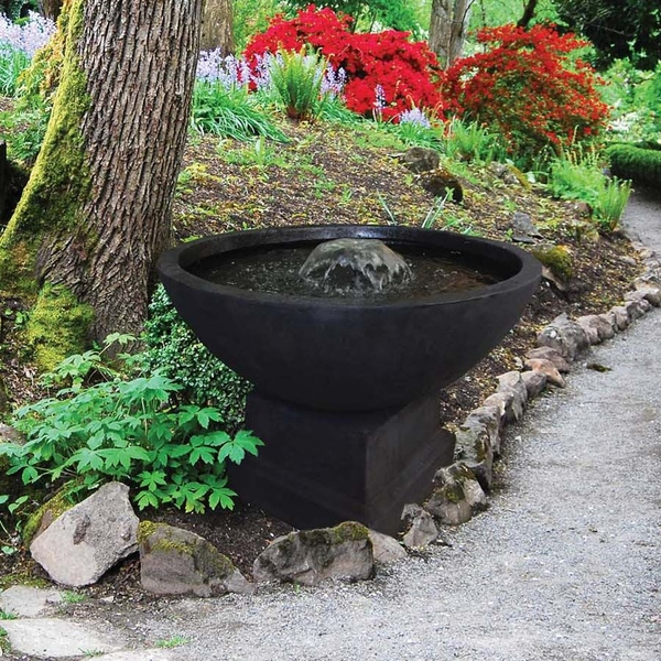 Itasca Bowl Fountain | Easy Pro Tranquil Fountains