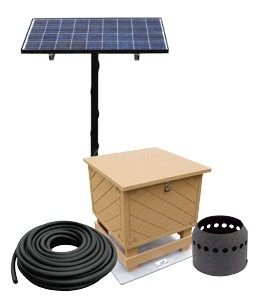 SPA Solar Aeration Systems | Solar/Wind Pumps/Products