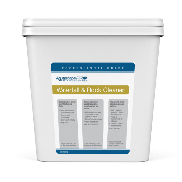 Waterfall & Rock Cleaner Contractor Grade (Dry) | Aquascape Water Treatments