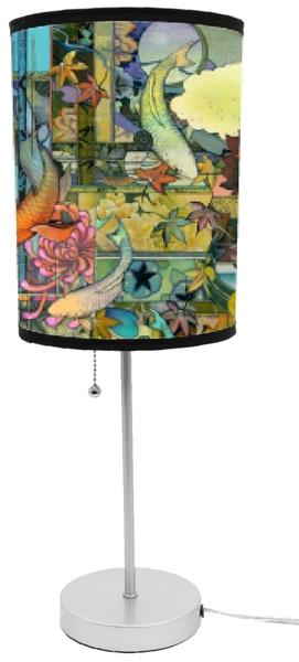 Koi Lamps by Joyce McAdams   Koi Lamps by Joyce McAdams