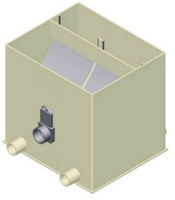 UltraSieve III 300 Micron Extra Wide, Gravity-fed Filter with 3 inlets   Pre-Filters