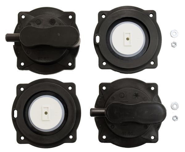 Diaphragm Repair Kits for KLC60/KLC80 Compressors | Easy Pro Shallow Pond Aeration