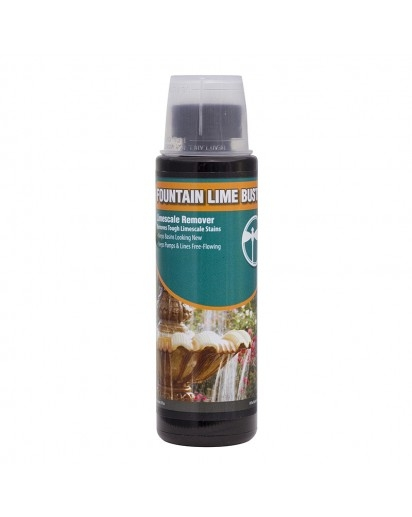 Fountain Lime Buster - 8 oz   Fountain/Statuary Water Conditioners