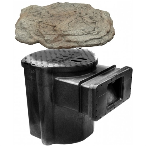 Stone Cover for Standard Skimmerfilter - Large | Savio Standard Skimmerfilter
