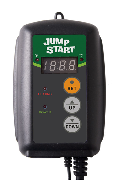 Digital Temperature Controller for Heat Mat | Hydrofarm