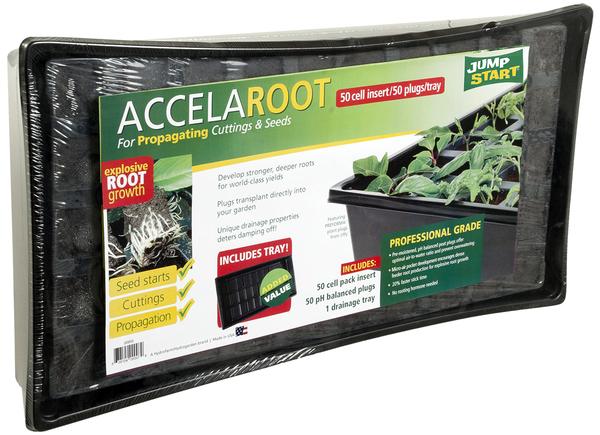 AccelaRoot 50 Cell Tray | Hydrofarm