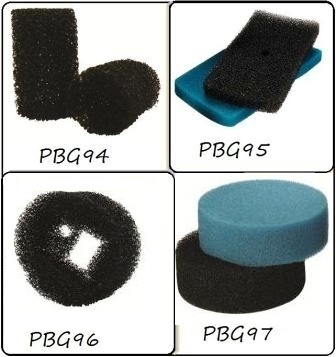 Pond Boss Replacement Filter Pads | Pond Boss Filters