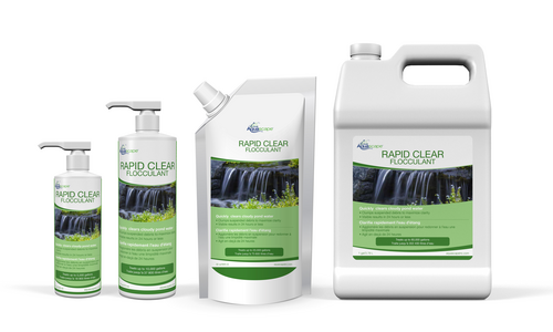 Rapid Clear Water Treatment | Aquascape Pond Supplies