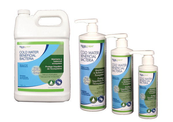 Aquascape Water Treatment   Cold Water Beneficial Bacteria