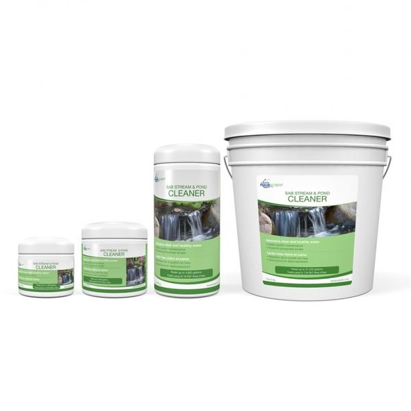 Aquascape Water Treatment | SAB Stream & Pond Clean
