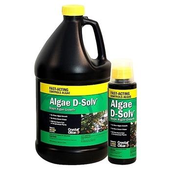 Algae D-Solv Registered Algaecide | Water Conditioners