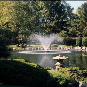 Kasco Decorative Fountain JF Series 3.1 | Kasco Floating Decorative Fountains
