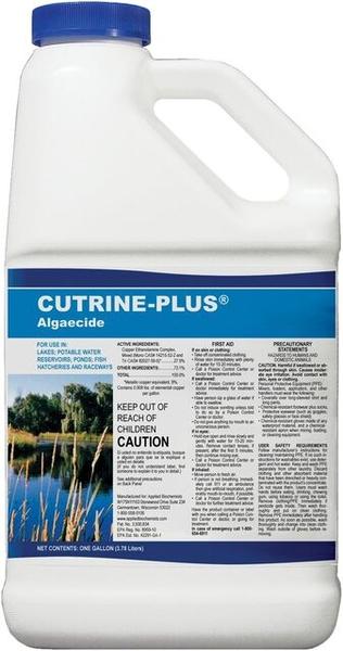 Cutrine Plus Liquid Algaecide | Algae Control