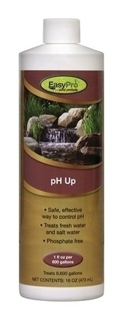 Ph down and ph up by easypro pond products easypro pond for Ultimate koi clay