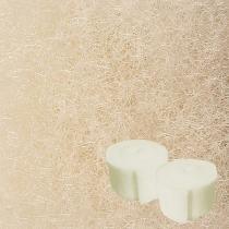 Bulk Filter Material - Cream 2