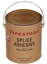 Splice Adhesive by Firestone   Liner Accessories
