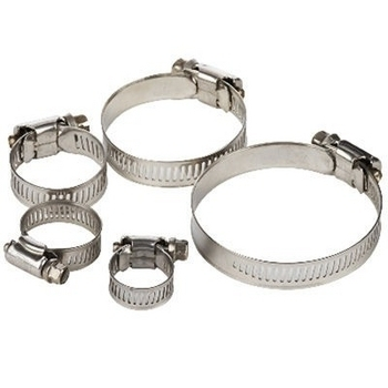 Stainless Steel Hose Clamps   Clamps
