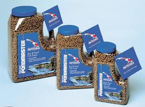 Pondmaster Integra Koi and Pond Fish Food | Discontinued Products