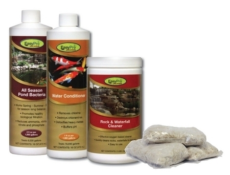 Pond Water Treatment by Easy Pro | Water Conditioners