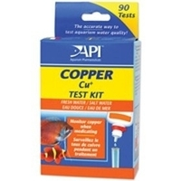 Image Aquarium Pharmaceuticals Copper Test Kit by Mars FishCare