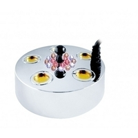 Image Five Disk Pond Fogger Kit with LED Lights by Alpine