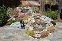 Jan & Bill's Pondless Waterfall  thumbnail