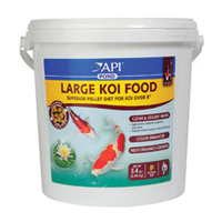 Image Koi Fish Food - Large Pellets by API Pond