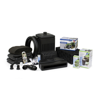 Image Small Pondless Waterfall Kit w/ AquaSurgePRO 2000-4000 Pump