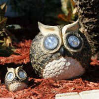 Image Solar Owl Accent Lights by Smart Solar