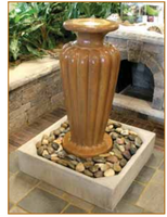 Image Patio Basin Burnt Umber by Aquascape
