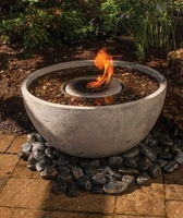 Image Fire Fountain by Aquascape
