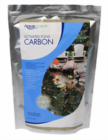 Image Activated Pond Carbon by Aquascape