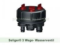 Image 3-Way Water Valve by Seliger
