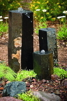 Image 3 Semi-Polished Stone Basalt Columns  by Aquascape